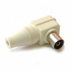 Konektor IEC zásuvka úhlová ITALY