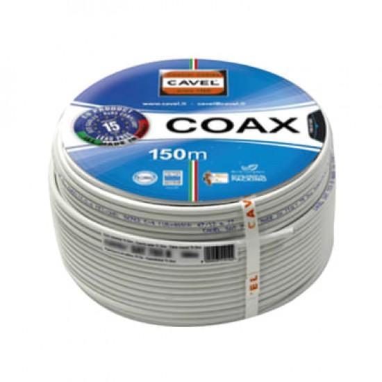 Koaxiální kabel Cavel 501, 5mm, 150m
