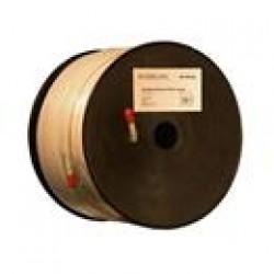 Koaxiální kabel Zircon CCS 125 AL PVC 100m