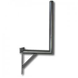 Držák na zeď 35/60cm se vzpěrou
