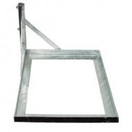 Základna na dlaždici pro anténní stožár