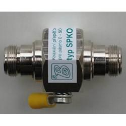 SPKO-N-x50-1,7G-B/F-F  přepěťová ochrana BrOK