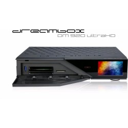 Dreambox DM 920 UHD (1x dual DVB-S2)