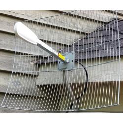 Venkovní QLP 2.4 GHz Wi-Fi anténa