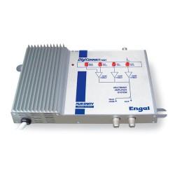 Engel AM1022, širokopásmový zesilovač, jednovstupý, 40dB, 117dBuV