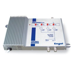 Engel AM1034 širokopásmový zesilovač, čtyřvstupý, 50dB, 122dBuV