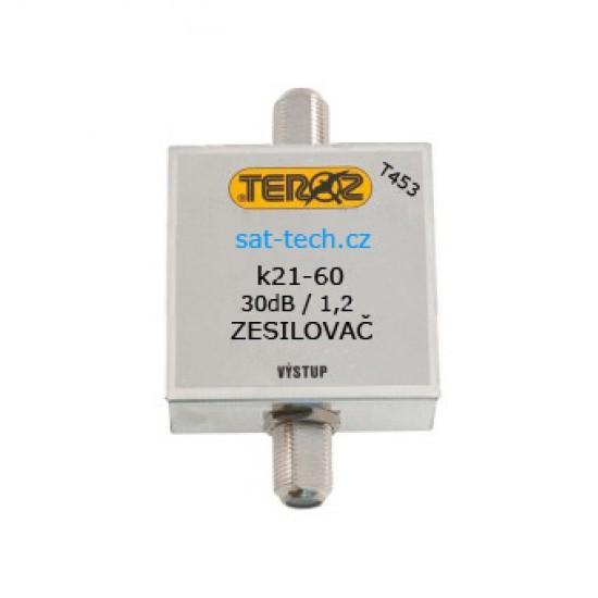 T453 zesilovač UHF, 30dB